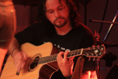 TERRY (vocals and guitar)